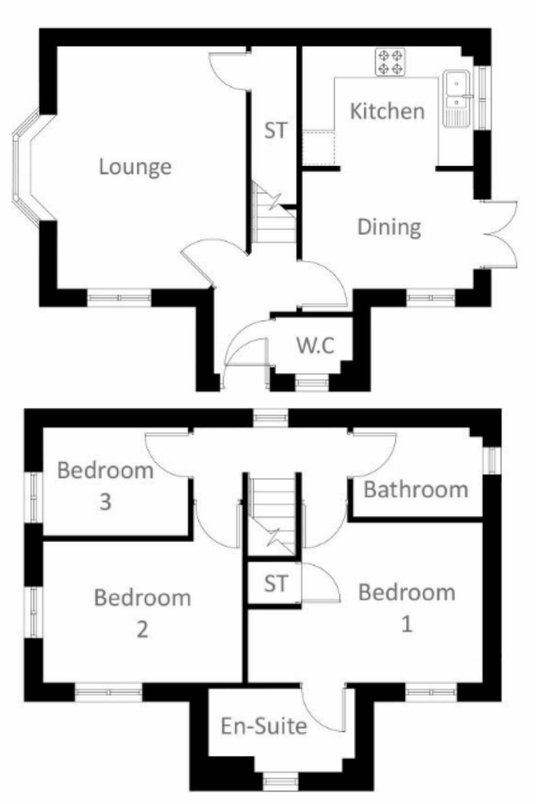 Bd15 dom homes for Windsor homes floor plans